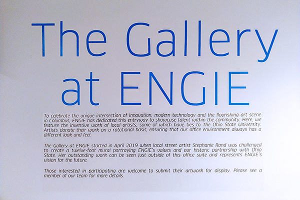 Engie Gallery Text