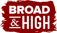 Broad and High Logo