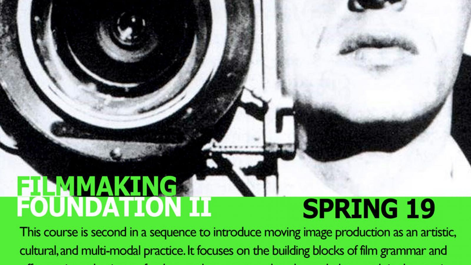 Moving-Image Production 2202  Sp 19